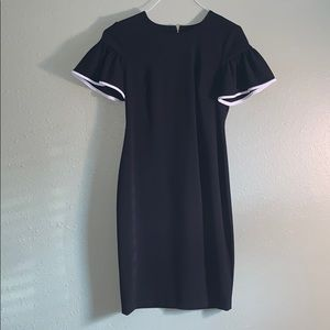 Calvin Klein Black Dress Size: 6